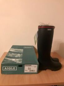 Agile Wellie Boots (parcours)