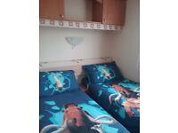 Luxury 2bedroom caravan for hire @ Haven craig tara