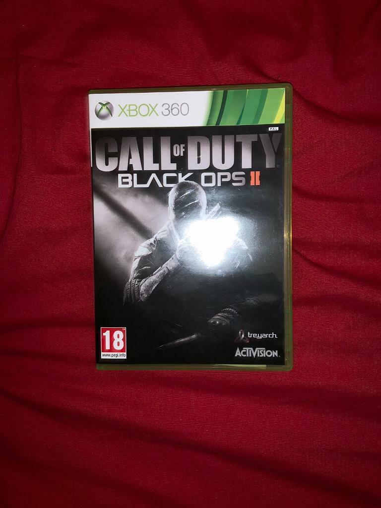 Black Ops II - Xbox 360/ Xbox One   in Redruth, Cornwall   Gumtree
