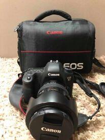 Canon 6D + Canon L-series 24-105mm F/4 L IS USM Lens