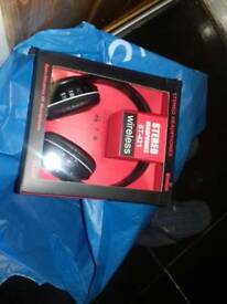 Bluetooth headphone plus wireless new