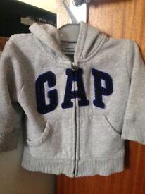 Gap open hoodie