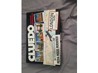 London cluedo set