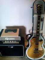 Trade for Gibson Gold Top Traditional, amp, case