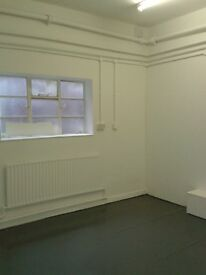 Creative/Art Studios now available: Unit 10, off Juno Way, South Bermondsey, SE14 5RW
