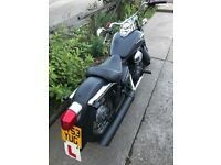 Honda Shadow 125 2003