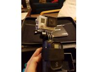 GoPro Hero 3+ Black edition action camera