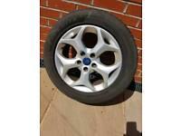 Tyre rim