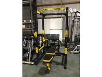Power Rack & Bench