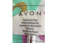 Avon Toiletries Bag