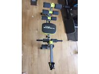 Wondercore 2 Multi Gym for sale with DVD and box.