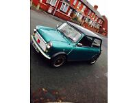 Classic Mini rover rio limited edition collector (only 500 made) full service history! £1999 project