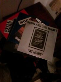 Scotland the What? LP collection