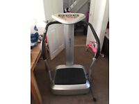 Marcy power femme power plate