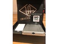 UAD Satellite Duo FireWire & Thunderbolt Adapter