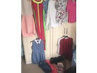 Huge bundle ladies size 14 clothing