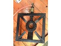 Propane Gas 11kg Cylinder with complete burner set
