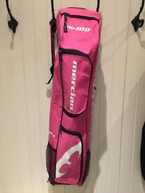Hockey bag. Mercian. Good condition.
