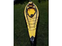 Sevylor Pointer Inflatable Single Kayak