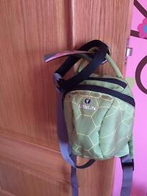LittleLife Backpack with parent's safety strap