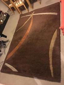 160cm x 230cm Thick Woollen Rug