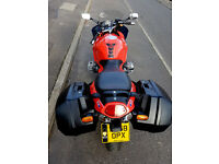 BMW R1100S, Only 18k Miles, 12 Months MOT, BMW Panniers, Excellent condition, not GS 1200