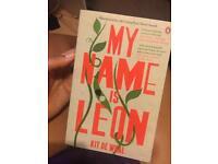 My name is Leon PB