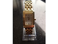 Longines 18ct. 750 Stamp. Solid Gold. Ladies Longines Dolce Vita Watch 60.5 Grams Of 18ct Gold