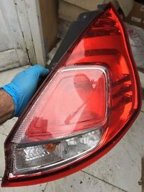 FORD FEISTA 2014 GINUINE REAR RIGHT DRIVER SIDE LAMP