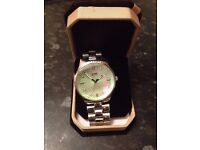 STORM Alexa Watch Worn once! Cost £320 last year. Cheap for quick sale £85ono Home Clearout SALE