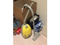 Argos vacum cleaner used