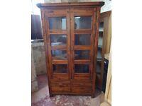 Ex Showroom Display Kember Display Cabinet ***BARGAIN***