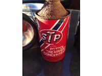 old stp tin