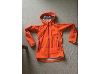 Mountain hardwear waterproof jacket - women's