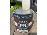Farrow & Ball Cabbage white paint