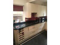 Bespoke designer kitchen for sale