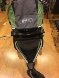 Bob revolution pro stroller / buggy for running, long days, best in class, neutral color