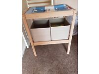 For sale brand new changing table