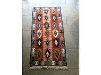 Turkish Kilim Authentic Anatolian Rug Carpet Kilim Rug