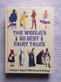 Reader's Digest - The World's 50 Best Fairy Tales (Hardback)