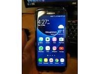 S7 Edge 32gb Black swap for Iphone 7 plus