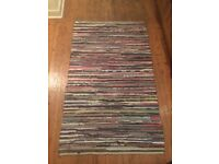 Handwoven Colorful Rug