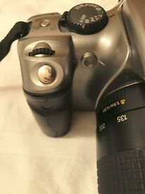 Canon EOS 300D Digital Rebel DSLR Camera