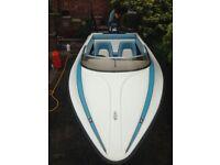 15ft Picton Labrador Speedboat
