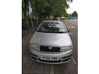 SKODA FABIA 1.9 SDI CLASSIC - REAR TO FIND ONE WITH HUGE BOOT SPACE