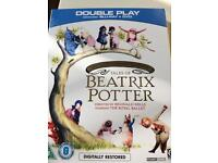Blu-Ray Tales of Beatrix Potter Ballet
