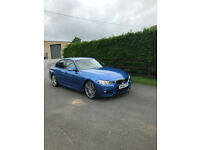 2012 BMW 330D M Sport 8 Speed Automatic Fully Loaded Car with FSH - Xenons Pro Nav Etc