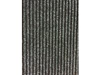 Ribbed Hard Wearing Entrance Matting - 0.67m x 2m