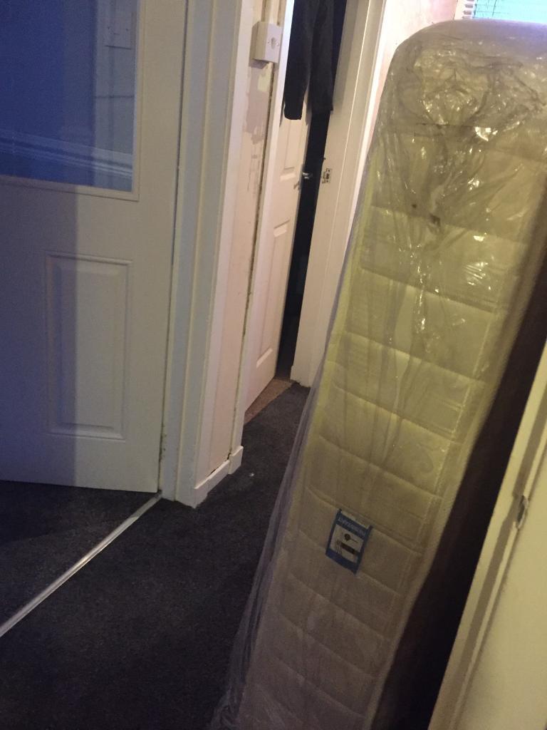 Brand new still in wrapping majestic pocket kingsize mattress