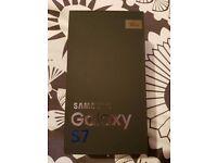 Samsung Galaxy S7 32gb Gold O2 Network New in Box